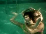 Underwater Fight Pool