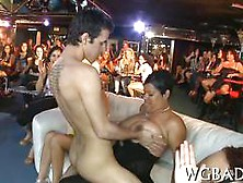 Stripper Is Making All The Bitches Go Wet And Wild