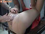 Extreme Bdsm Bondage Pussy Fistung & Squirting