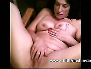 Tracey 51 Years Masturbating In The Attic
