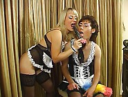 Straponsissies Clip: Irene B And Jack
