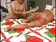 Punishing A Mature Ass