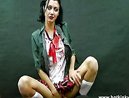 Hotkinkyjo- Vampire Girls Love Anal Toys And