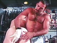 Hairy Muscled Daddy Invading Ripe Twink Ass With His Filthy Fist