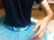 Petticoat Onanie