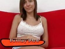 Britney Blew - Creampie