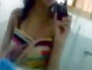 Delhi Hostel Girl Isha Singh Self Made Video Exposed
