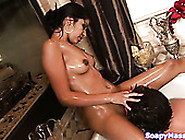 Wanton Indian Babe With Slim Body Performs Dirty Bj In Massage P