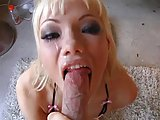 Throat Fucking Cum Shot 7