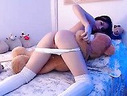 Hot Homemade Masturbation Solo Featuring Real Amateur