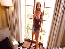 This Quality Milf Will Bust Your Balls