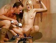 Busty Bitch Gets Painfully Punished And Fucked Rou