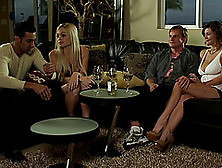 Jesse Jane Gets Hardcore Pounding In High Heels And Takes Jizz O
