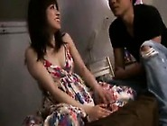 Insatiable Asian Housewife Seduces A Young Guy To Fulfill H