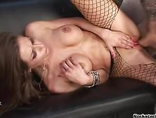 Rachel Roxx Open Wide Her Throat To Catch The Warm Cum