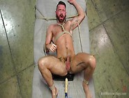 Hairy Irish Hunk Brendan Patrick Getting His Ass Drilled By Fuck