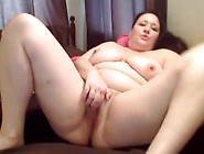 Hot Big Titted Mature Syre Masturbates Her Old Big Pussy