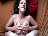 Grunge Babe Swallows Tasty Jizz Load With Smile