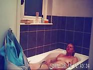 Hidden Cam In The Bathroom