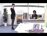 Maria Ozawa Hot Asian Stewardes Fucking From Behind 1
