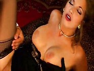 Glamorous Brunette Babe Natasha Gets Very Excited In Paris And H