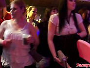 European Party With Naughty Teens