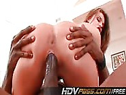 Awesome Black On White Pussy Banging