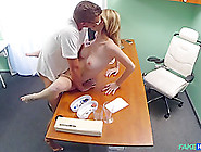 Belle Claire In Hot Czech Patient Craves Hard Cock - Fakehospita