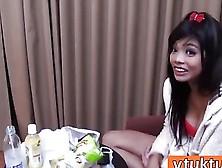 Sweet Big Titted Thai Girl Slammed Hard In An Amazing Pov
