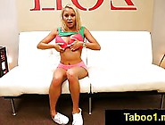 Big Titted Blonde,  Marsha May Likes Sex In A Doggy Style Positio