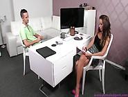 Femaleagent Video: Denis