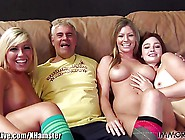 Three Nasty Girls On Immoral Live
