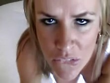 Hot British Milf From Adultlovedating. Com Get Ready For Bull