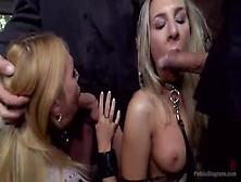 Isabella Clark & Mandy Public Kinky Gapethatass Cohf Cumonherfac