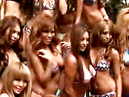 Ladyboy Beauty Pageant In Thailand