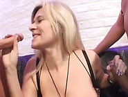 Fifty Year Old Woman With Piercings Fucks And Gets A Facial From