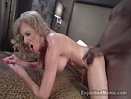 Exploited Mom Fucked By A Big Black Cock