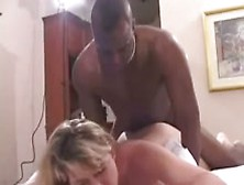 Horny Wife With A Black Dude