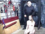 Amateur Bondage For Nude Girl