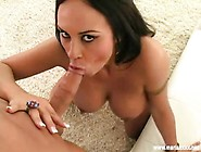 Perfect Oral Sex From A Skilled Latina Pornstar