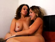 Lesbian Mom Seduces Not Her Daughter 3