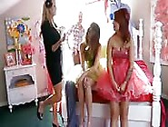 A Milf And Two Young Girls