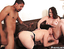 Melissa Monet And Horny Guy Enjoy Sex Too Much To Stop
