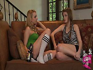 Faye Reagan & Lexi Belle In 19Th Birthday #02,  Scene #06