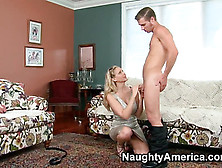 Passionate Sex With Mature Darla Crane And Deauxma