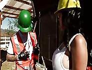 Las Chicas Cachondas De La Construcción