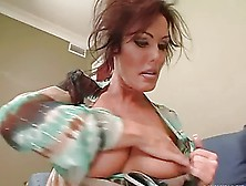 Nancy Vee Is Fucked By Black Cock