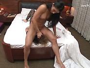 Cruel Mistress Facesitting And Slapping