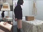 Nice Japanese Fingered In Spy Camera Massage Video