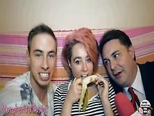 Dipre Margherita Fuxia E La Banana